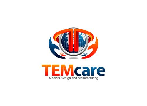 TEMcare Medical Design and Manufacturing  A Logo, Monogram, or Icon  Draft # 429 by LukeConcept