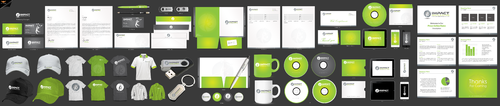 Impact Health & Fitness Business Cards and Stationery Winning Design by einsanimation