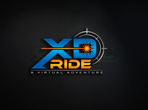 XD Ride  Logo Winning Design by nesgraphix