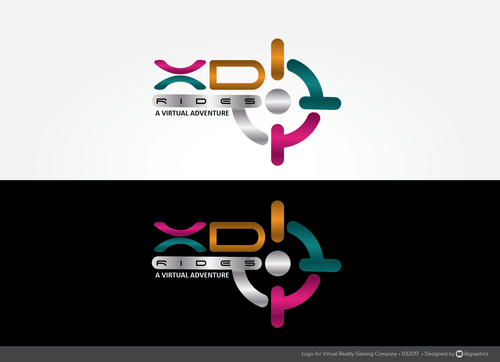 XD Ride  A Logo, Monogram, or Icon  Draft # 481 by ALgraphics