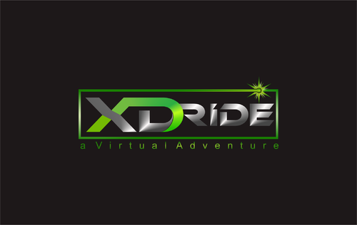 XD Ride  A Logo, Monogram, or Icon  Draft # 519 by rendged