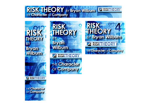 Risk Theory Email Ad Static/Animated Display Ads  Draft # 1 by DesignProtocol