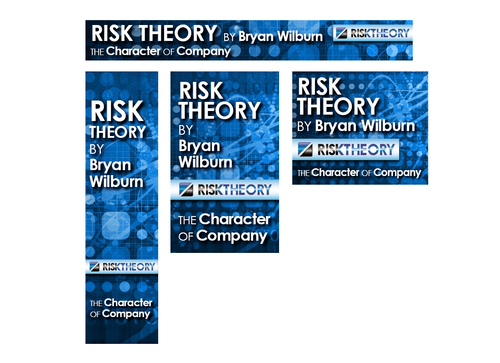 Risk Theory Email Ad Static/Animated Display Ads  Draft # 2 by DesignProtocol