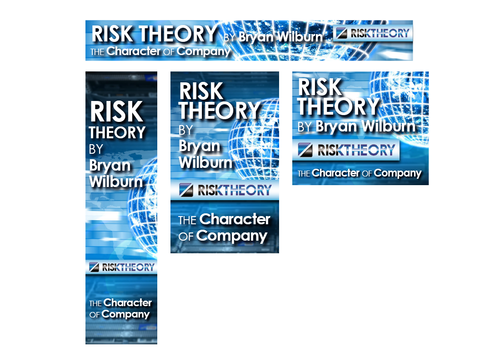 Risk Theory Email Ad Static/Animated Display Ads  Draft # 3 by DesignProtocol