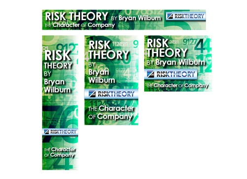Risk Theory Email Ad Static/Animated Display Ads  Draft # 4 by DesignProtocol