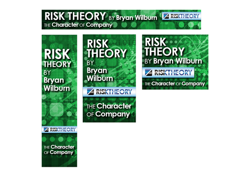 Risk Theory Email Ad Static/Animated Display Ads  Draft # 5 by DesignProtocol