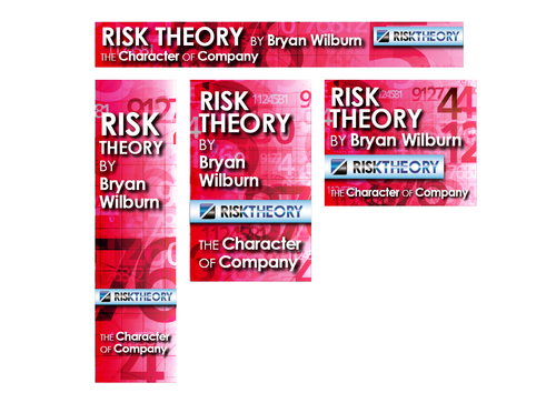 Risk Theory Email Ad Static/Animated Display Ads  Draft # 7 by DesignProtocol