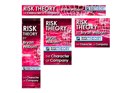 Risk Theory Email Ad Static/Animated Display Ads  Draft # 9 by DesignProtocol