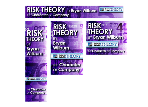 Risk Theory Email Ad Static/Animated Display Ads  Draft # 10 by DesignProtocol