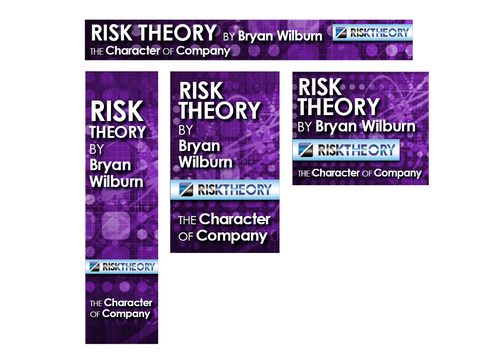 Risk Theory Email Ad Static/Animated Display Ads  Draft # 11 by DesignProtocol
