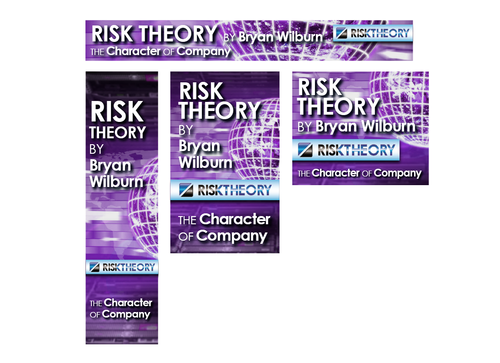 Risk Theory Email Ad Static/Animated Display Ads  Draft # 12 by DesignProtocol