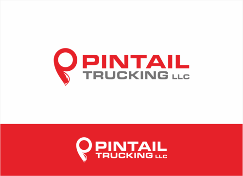 Pintail Trucking LLC A Logo, Monogram, or Icon  Draft # 138 by dhira