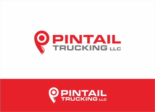 Pintail Trucking LLC A Logo, Monogram, or Icon  Draft # 139 by dhira