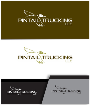 Pintail Trucking LLC A Logo, Monogram, or Icon  Draft # 141 by Jake04