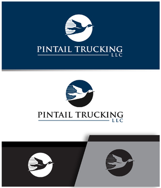 Pintail Trucking LLC A Logo, Monogram, or Icon  Draft # 147 by Jake04