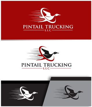 Pintail Trucking LLC A Logo, Monogram, or Icon  Draft # 149 by Jake04