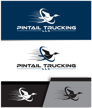 Pintail Trucking LLC A Logo, Monogram, or Icon  Draft # 151 by Jake04
