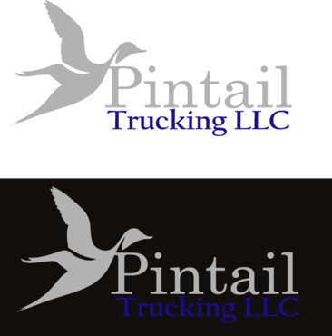 Pintail Trucking LLC A Logo, Monogram, or Icon  Draft # 170 by bajulijo