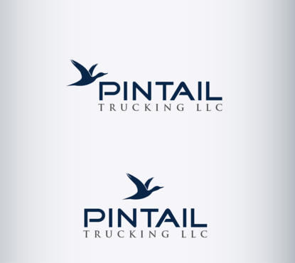 Pintail Trucking LLC A Logo, Monogram, or Icon  Draft # 191 by B4BEST