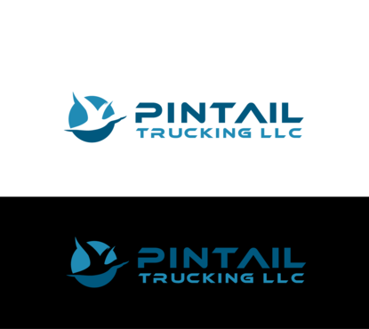 Pintail Trucking LLC A Logo, Monogram, or Icon  Draft # 198 by B4BEST