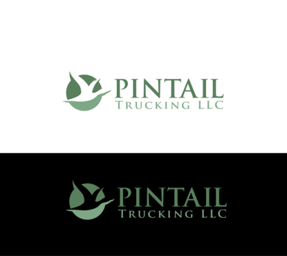Pintail Trucking LLC A Logo, Monogram, or Icon  Draft # 199 by B4BEST