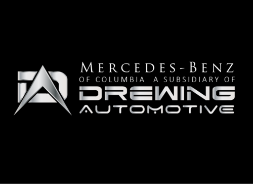 BMW of Columbia, Mercedes-Benz of Columbia, Drewing Automotive A Logo, Monogram, or Icon  Draft # 777 by ayaan293