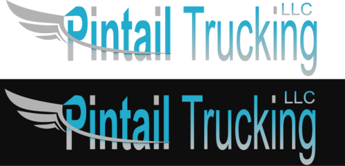 Pintail Trucking LLC A Logo, Monogram, or Icon  Draft # 233 by bajulijo
