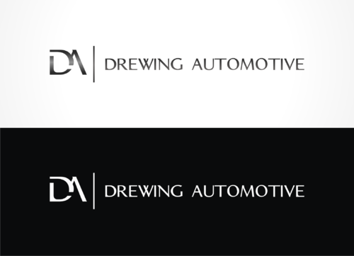 BMW of Columbia, Mercedes-Benz of Columbia, Drewing Automotive A Logo, Monogram, or Icon  Draft # 789 by vintzd