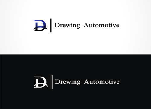 BMW of Columbia, Mercedes-Benz of Columbia, Drewing Automotive A Logo, Monogram, or Icon  Draft # 790 by vintzd