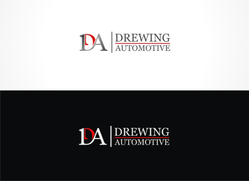 BMW of Columbia, Mercedes-Benz of Columbia, Drewing Automotive A Logo, Monogram, or Icon  Draft # 838 by vintzd