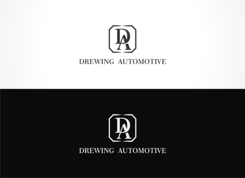 BMW of Columbia, Mercedes-Benz of Columbia, Drewing Automotive A Logo, Monogram, or Icon  Draft # 841 by vintzd