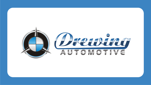 BMW of Columbia, Mercedes-Benz of Columbia, Drewing Automotive A Logo, Monogram, or Icon  Draft # 858 by Kenzie15