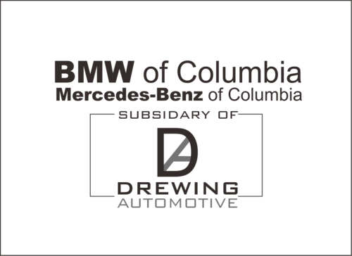 BMW of Columbia, Mercedes-Benz of Columbia, Drewing Automotive A Logo, Monogram, or Icon  Draft # 867 by pacet
