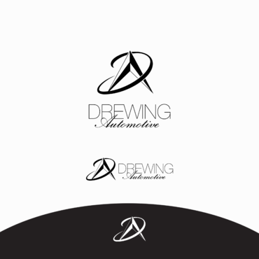 BMW of Columbia, Mercedes-Benz of Columbia, Drewing Automotive A Logo, Monogram, or Icon  Draft # 888 by Tensai971