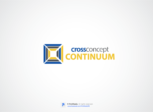 CrossConcept Continuum A Logo, Monogram, or Icon  Draft # 76 by PrintMedia