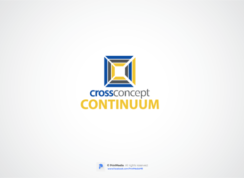 CrossConcept Continuum A Logo, Monogram, or Icon  Draft # 77 by PrintMedia