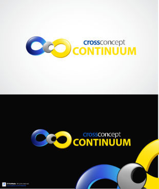 CrossConcept Continuum A Logo, Monogram, or Icon  Draft # 106 by PrintMedia