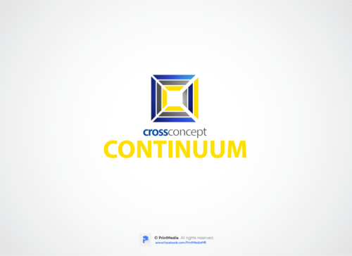 CrossConcept Continuum A Logo, Monogram, or Icon  Draft # 112 by PrintMedia