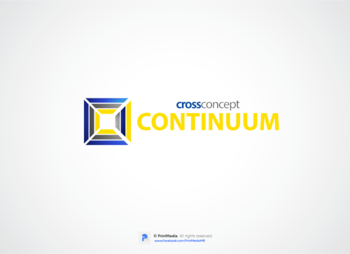 CrossConcept Continuum A Logo, Monogram, or Icon  Draft # 114 by PrintMedia