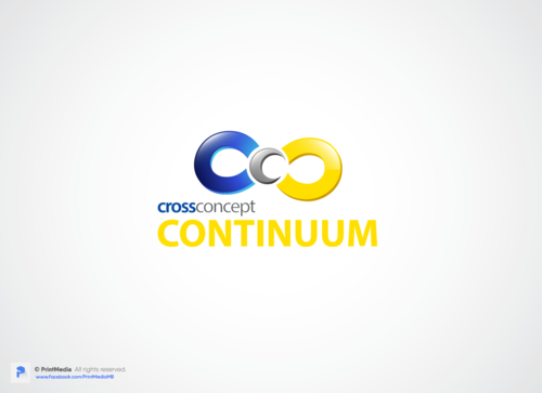 CrossConcept Continuum A Logo, Monogram, or Icon  Draft # 124 by PrintMedia