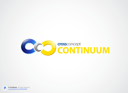 CrossConcept Continuum A Logo, Monogram, or Icon  Draft # 125 by PrintMedia