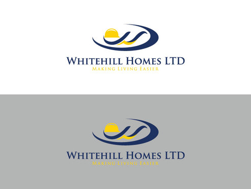 WHITEHILL HOMES A Logo, Monogram, or Icon  Draft # 163 by LYDesign