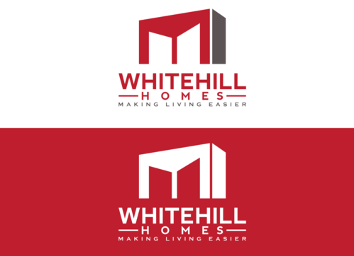 WHITEHILL HOMES A Logo, Monogram, or Icon  Draft # 289 by WinsDesign