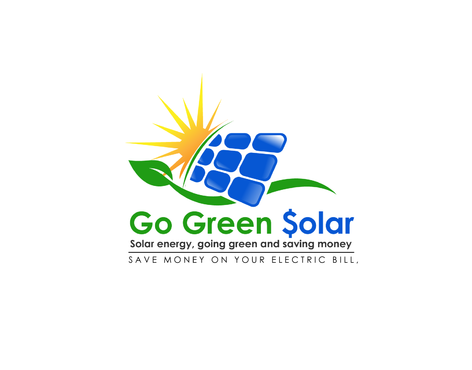 """Go Green Solar', Save Money on your electric bill,"