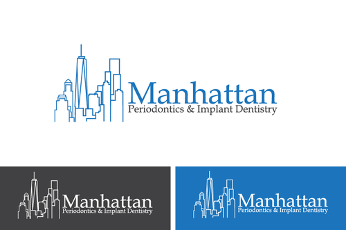 Contemporary Periodontics & Implant Surgery  A Logo, Monogram, or Icon  Draft # 616 by BitDE3Dimensional