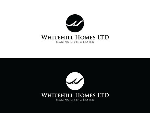 WHITEHILL HOMES A Logo, Monogram, or Icon  Draft # 498 by LYDesign