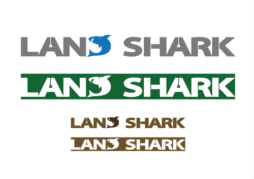 Land Shark A Logo, Monogram, or Icon  Draft # 160 by Sakbar