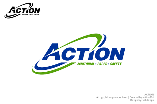 Janitorial logo