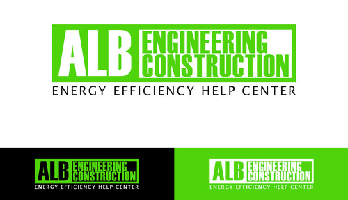 ALB Engineering Construction  A Logo, Monogram, or Icon  Draft # 22 by LouisAndalcreative
