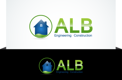 ALB Engineering Construction  A Logo, Monogram, or Icon  Draft # 55 by jonsmth620